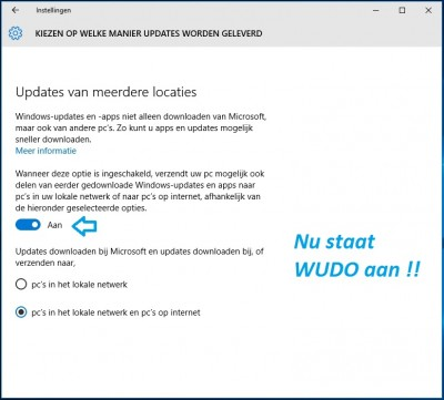 Instellingen Windows Update 3