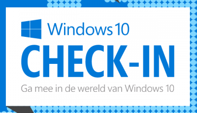 Windows 10 check-in