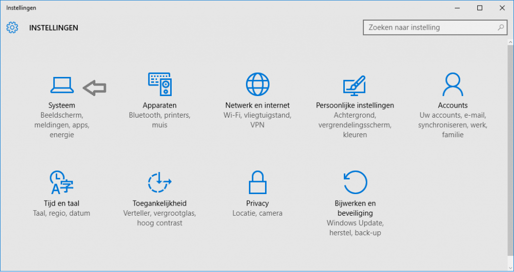 windows-10-instellingen-systeem